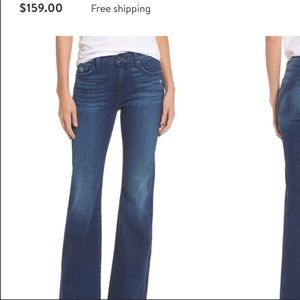 7 for All Mankind women jeans 30x32